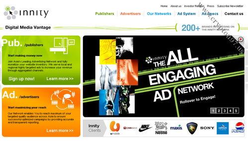 Innity - Situs media periklanan online terbaik se asia tenggara untuk saat ini :)