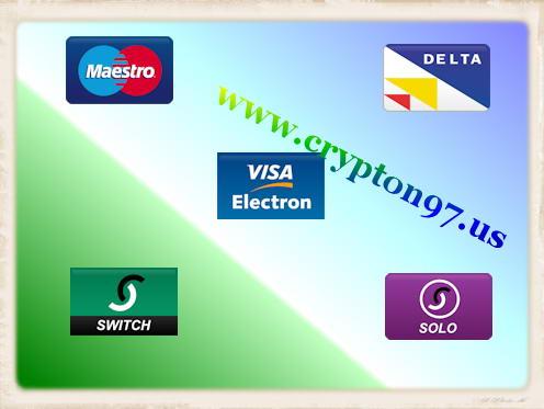 Icon bergambarkan metode alat pembayaran dengan kartu kredit dan kartu debit