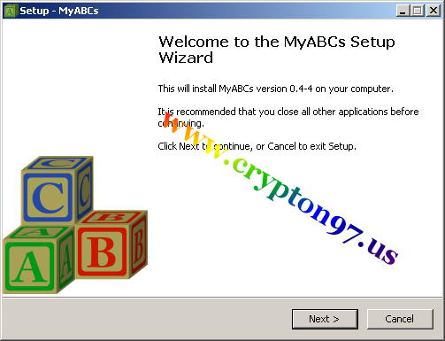 MyABCs - Permainan edukasi untuk anak tentang Alphabet dalam bahasa inggris