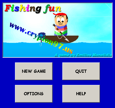 Fishing Fun - Permainan anak memancing ikan yang menyenangkan