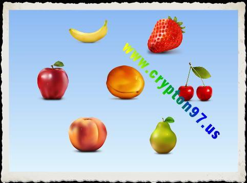 Berbagai macam gambar icon buah buahan dan sayur sayuran gratis
