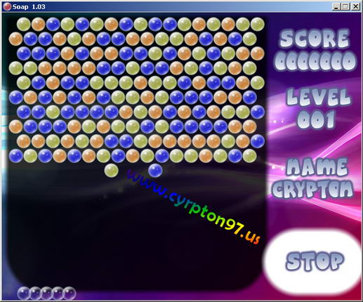 Soap Bubble Shooter