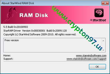 About Starwind Ram Disk