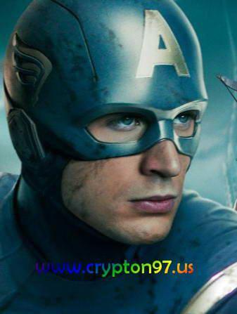 Captain America yang di perankan oleh Chris Evans