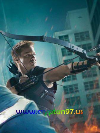 Hawkeye diperankan oleh Jeremy Renner