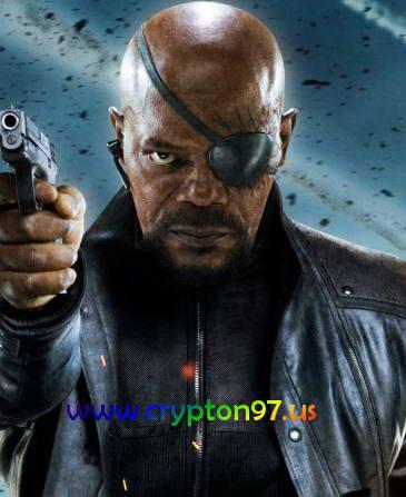 Nick Fury yang di perankan oleh Samuel L. Jackson