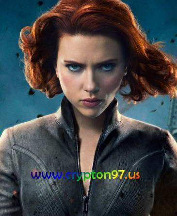 Black Widow yang di perankan oleh Scarlett Johansson