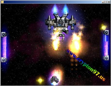 Flaming Space - Games 2 dimensi pesawat perang luar ...