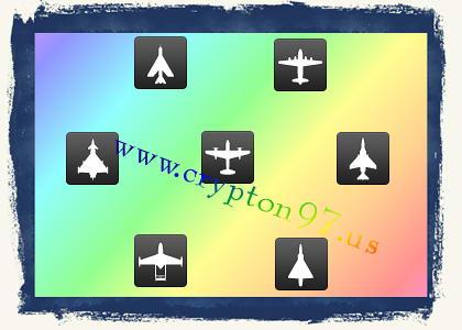 Aneka ragam gambar icon pesawat terbang edisi terbaru