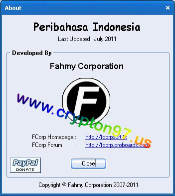 Peribahasa Indonesia - Software karya bangsa indonesia menampilkan sebanyak 2351 peribahasa indonesia