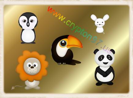 Critters Icons – Aneka gambar icon hewan yang imut dan unyu unyu :D