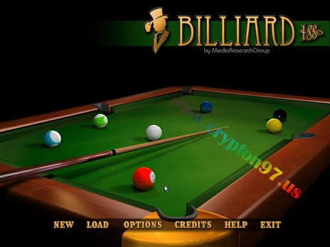 Falco Billiard www.crypton97.us 2 Falco Billiard   Free computer game of snooker simulation