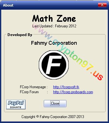 Math Zone - Software karya anak bangsa indonesia berguna memecahkan soal matematika