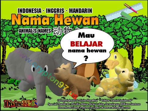 710+ Gambar Hewan Dan Namanya Bahasa Indonesia HD