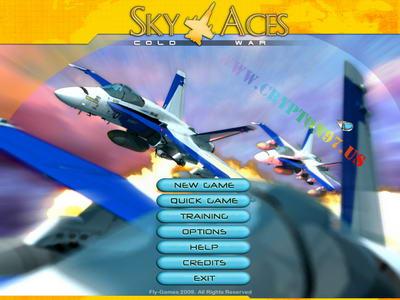 Sky Aces Cold War - Games ringan dan gratis simulasi ...