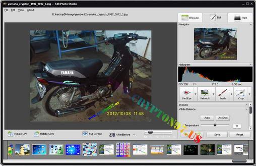 Soft4Boost Photo Studio – Program multifungsi untuk mengedit file
