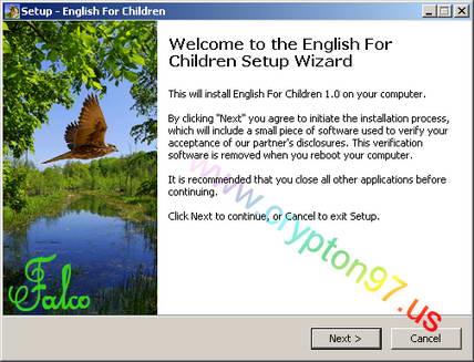 English For Children - Permainan komputer khusus untuk anak belajar alphabet