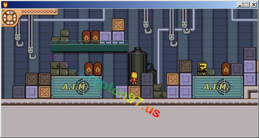 Iron Man games