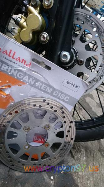 Disk brake aka Piringan rem cakram