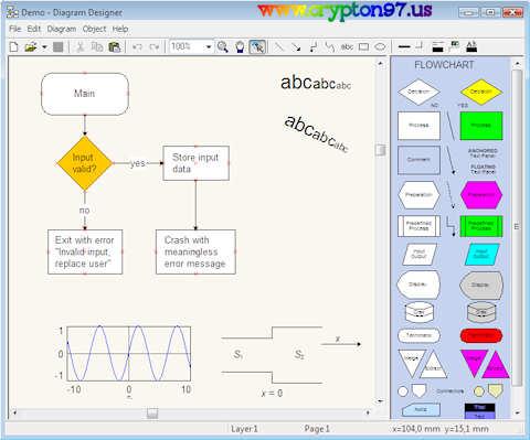 Diagram designer aplikasi pencipta diagram alur crypton97 buat kamu kamu yang masih menuntut ilmu di sekolah atau juga buat kamu yang masih kuliah khususnya yang mengambil bidang komputer ada kalanya di dalam ccuart Gallery